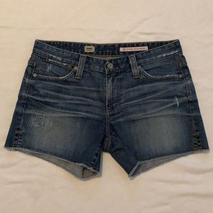 AG Adriano Goldschmied Jean Shorts